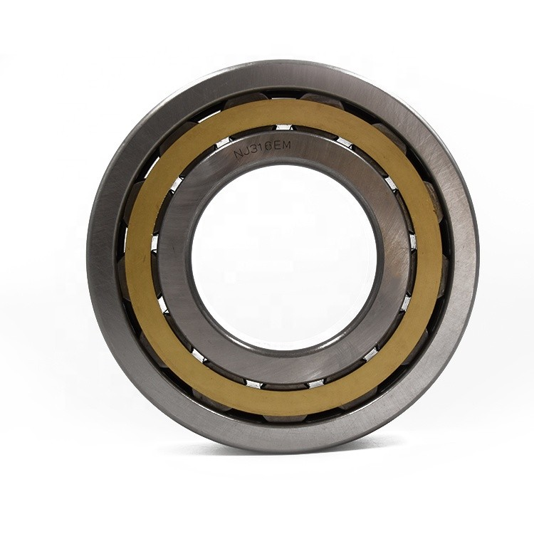3.346 Inch | 85 Millimeter x 7.087 Inch | 180 Millimeter x 1.614 Inch | 41 Millimeter  CONSOLIDATED BEARING NU-317E M C/4  Cylindrical Roller Bearings